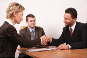 Face to face interviewing and gaining candidate commitment